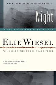 Barnes And Noble Opening Time Night By Elie Wiesel Paperback Barnes U0026 Noble
