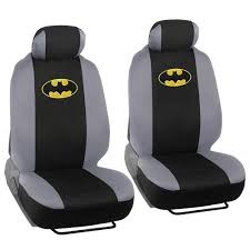 Classic Ford Truck Seat Covers - amazon com original batman seat covers for car suv universal