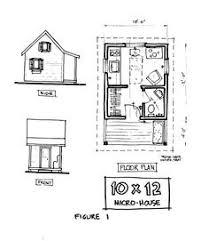 10 x 12 tiny house plans homepeek