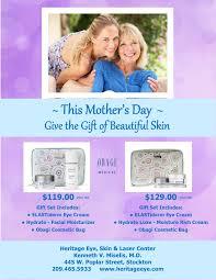 mother u0027s day 2017 special heritage eye skin u0026 laser center