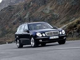 mercedes e class 2004 review mercedes e350 estate 2004 picture 3 of 22