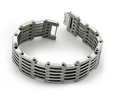 titanium bracelet men images Titanium bracelet pros and cons jpg