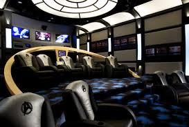 star trek bedroom starship theater