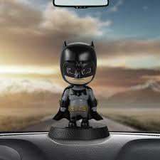 automobile car decoration shaking figurine doll ornament for