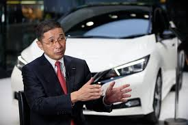 nissan canada letter of compliance nissan ceo looking for more sustainable targets wsj