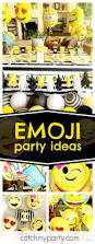 Teenage Halloween Party Ideas 113 Best Emoji Party Ideas Images On Pinterest Birthday Party