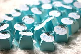 baptism favor boxes kara s party ideas whale themed baptism birthday party kara s