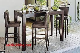 table cuisine avec chaise deco cuisine avec chaise salle a manger blanche génial élégant table