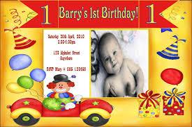 personalised birthday photo invitations boy design 6