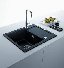best 25 black kitchen sinks ideas on black sink