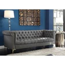 Sofa Outlet Store Zahara Silver Leather Sofa Shop Leather Sofas And Frees