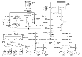 2001 chevy monte carlo ss stereo wiring diagram wiring diagram