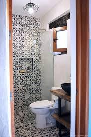 Rustic Industrial Bathroom by Antes Y Después Baño Estilo Rústico Industrial Bathroom Designs