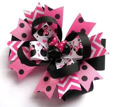 33 minnie mouse bows images hairbows minnie