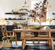 dining room table centerpieces pottery barn