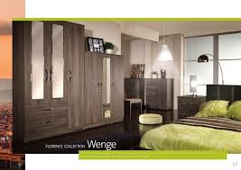 Wenge Bedroom Furniture Florence Wenge Bedroom Furniture Collection High Gloss White