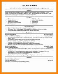 9 sales rep resume sap appeal
