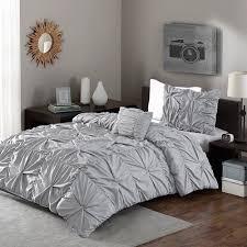 better homes and gardens pintuck bedding duvet cover set walmart com