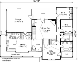country house floor plan small house floor plans small country house plans house plans