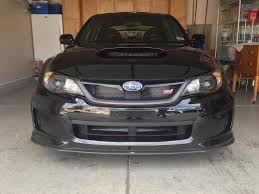 subaru wrx custom diamonddetail custom headlight work wrx truestreetcars com