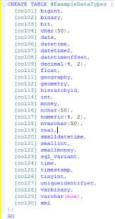Sql Declare Temp Table Sql Server Story Of Temporary Objects Sql Authority With Pinal