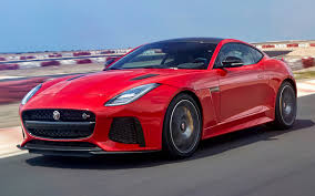 jaguar f type svr coupe 2017 wallpapers and hd images car pixel