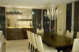 Floating Shelves Dining Room Dining Room Modern With Wood Dining - Floating shelves in dining room