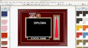 diploma frame size graduation custom designed diploma frames in lubbock