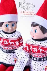 elf on shelf ideas clothes