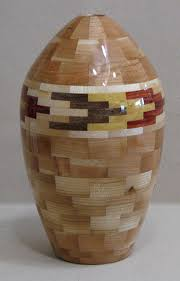 Turned Wooden Vases Examples Of My Segmented Projects