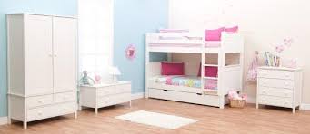Stompa Classic Bunk Bed Classic Bunk Bed White