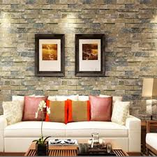 Wallpaper For Kitchen Walls by Online Shop Beibehang Brick Wall Kitchen Wallpaper Home Decoration