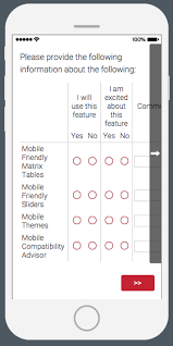 qualtrics theme design mobile survey optimization qualtrics support