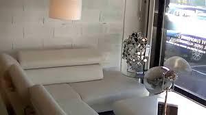 canapé d angle avec appui tête canapé d angle cuir blanc b baxter pleine fleur porcelaine nature