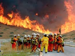 California Wildfire Locations 2015 by What It U0027s Like Being An Inmate Firefighter Business Insider