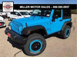 jeep chief interior jeep wrangler for sale lease burlington wi miller motor sales