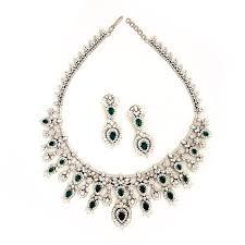 diamond set necklace grt jewellers