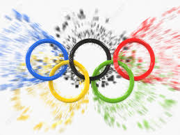 Olimpics Flag Olympic Rings Stock Photos Royalty Free Olympic Rings Images And