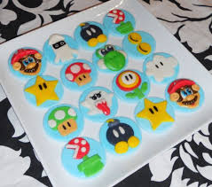 mario cake toppers mario cupcake toppers mario brothers cupcake toppers flickr