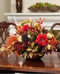 silk flower arrangements ideas thanksgiving duck dynasty style