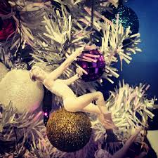 miley cyrus wrecking ornament