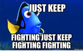 Fighting Memes - just keep fightingjust keep fighting fighting memescom fight meme