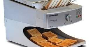Catering Toaster Review Roband Sycloid Conveyor Toaster Catering Advisor