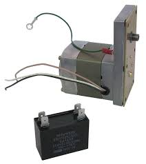 reversible ac motor w gear reduction assembly all electronics corp