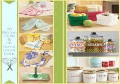craft ideas for kitchen attractive kitchen craft ideas 30 kitchen crafts and diy home