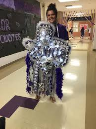 for homecoming alvarado high school senior garnered sized for homecoming