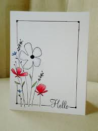 Hand Made Card Designs Best 20 Hand Drawn Cards Ideas On Pinterest Happy Birthday