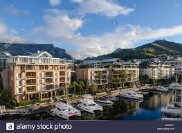 Map Of Cape Town South Africa by The V U0026a Waterfront Area Of Cape Town South Africa Stock Photo