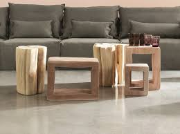 low wooden coffee table brick 41 by gervasoni design paola navone