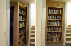 Building A Bookshelf Door Turn A Bookcase Into A Secret Door Diy Projects For Everyone